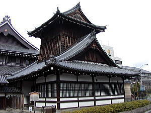 時代劇ロケ地探訪 本願寺周辺